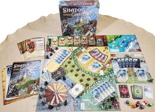 Board Game: Shadows over Camelot