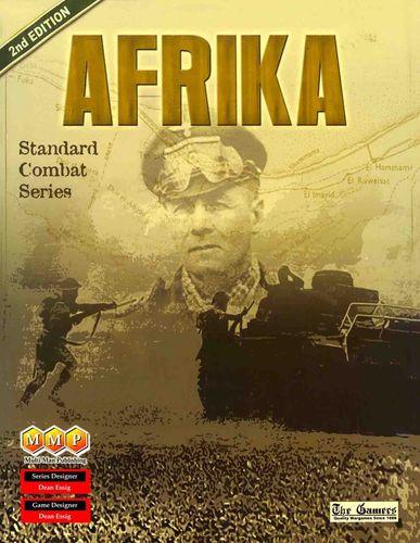 MMP's Afrika II (SCS) | Advance After Combat | BoardGameGeek