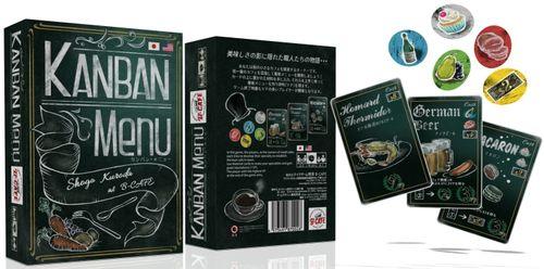 Board Game: Kanban Menu