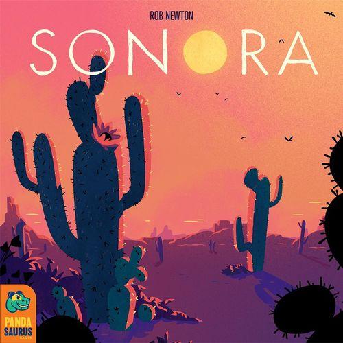Board Game: Sonora