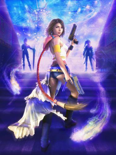 Character Version: Yuna (Yuna)