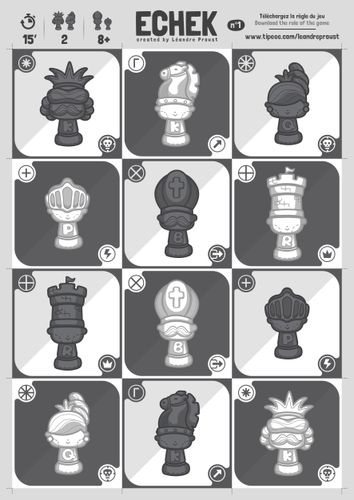 Board Game: Echek