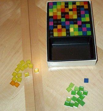 Board Game: Spectrum