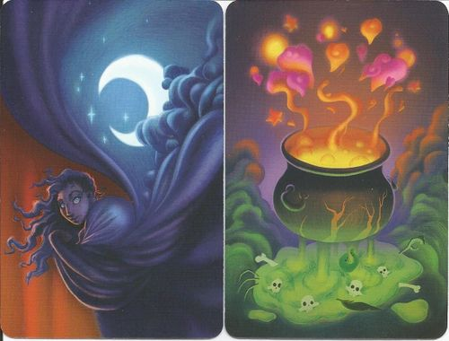 Board Game: Dixit: Tabletop Day 2015 Promo Pack