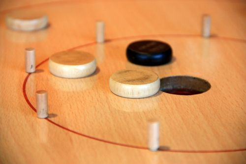 Board Game: Crokinole