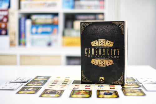 Board Game: Carson City: The Card Game