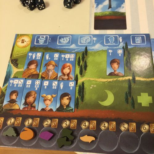 Board Game: Above and Below