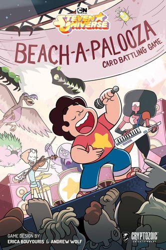Board Game: Steven Universe: Beach-A-Palooza Card Battling Game