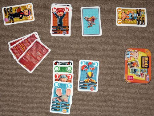 Board Game: Cards4You