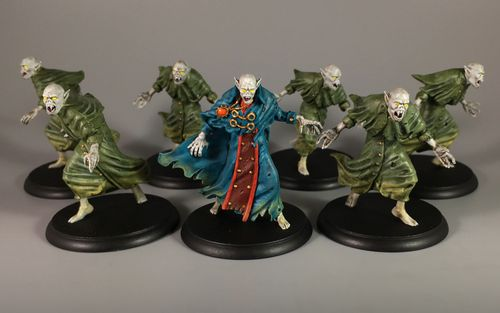 Board Game: Shadows of Brimstone: Feral Vampires Mission Pack