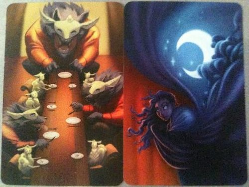"""Board Game: Dixit: """"Werewolves"""" Promo Card Pack"""