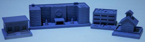 Board Game: Big City: 20th Anniversary Jumbo Edition – Urban Upgrade