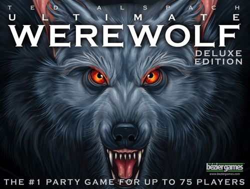 Board Game: Ultimate Werewolf: Deluxe Edition