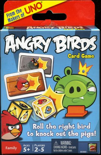 Board Game: Angry Birds: The Card Game