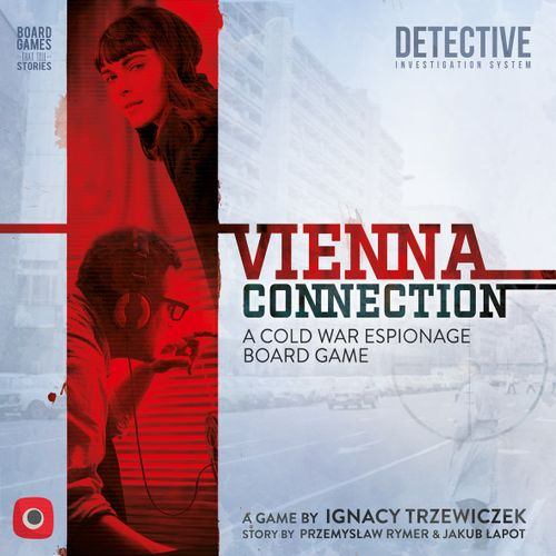 Board Game: Vienna Connection