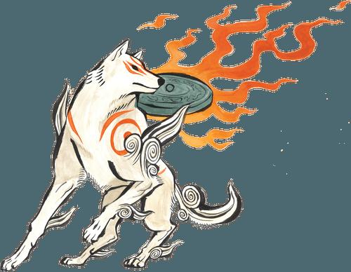 Character: Ōkami Amaterasu