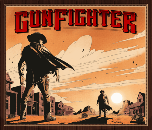 Wip gunfighter showdown in the old west boardgamegeek boardgamegeek - Gunfighter wallpaper ...