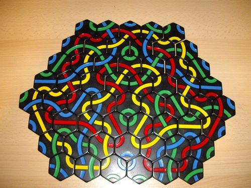 Board Game: Tantrix