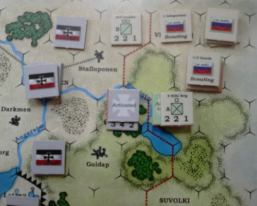GS SR 005d – after the Battle on the Rominte River