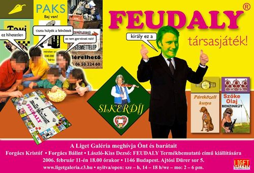 Board Game: Feudaly