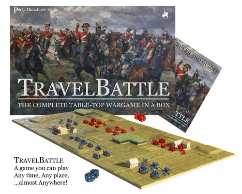 Travel Battle -  Perry Miniatures
