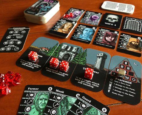 Board Game: Gate