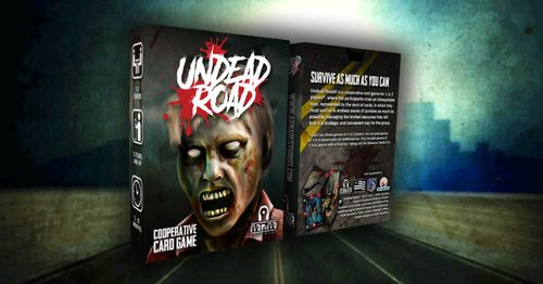 Board Game: Undead Road