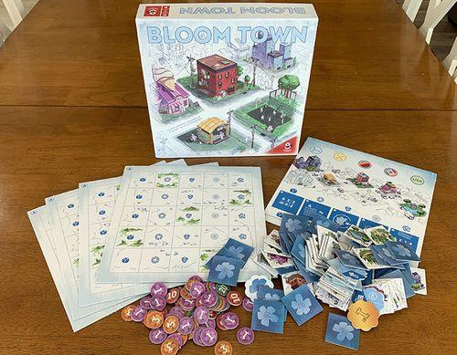 Board Game: Bloom Town