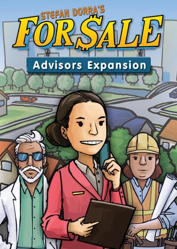 Board Game: For Sale: Advisors