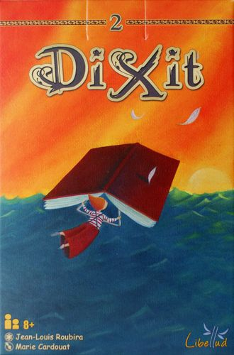 Board Game: Dixit: Quest