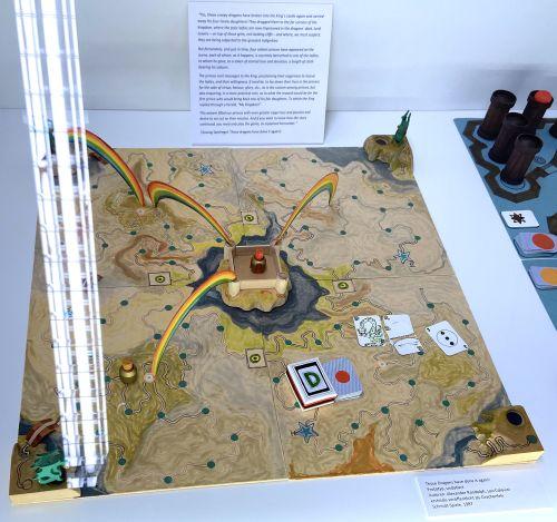 Board Game: Drachenfels
