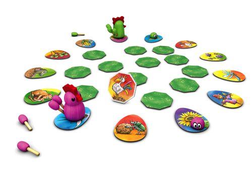 Board Game: Zicke & Zacke: Ran an die Federn