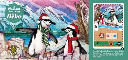 Board Game: A Pleasant Journey to Neko: Penguin Habitat 3