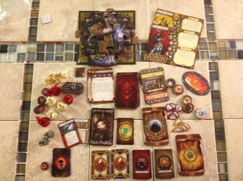 Gaming on a Budget: Descent 2: Lair of the Wyrm | Descent
