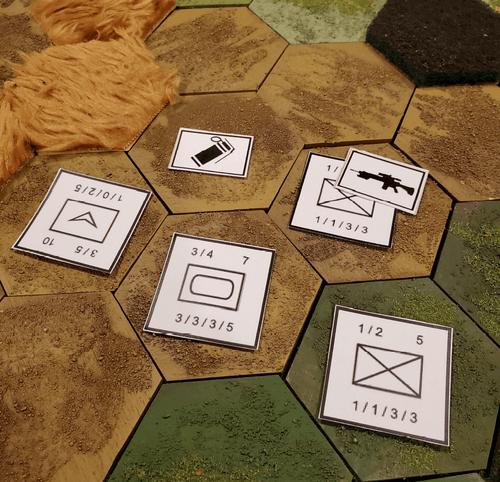 Board Game: Echo Actual