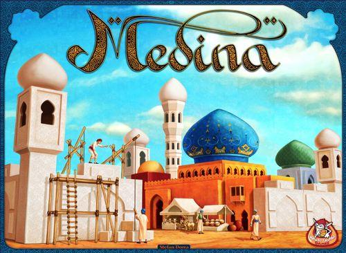 Board Game: Medina (Second Edition)