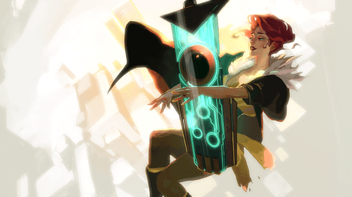 Character: Red (Transistor)