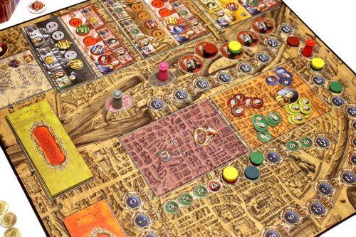 Board Game: Richelieu
