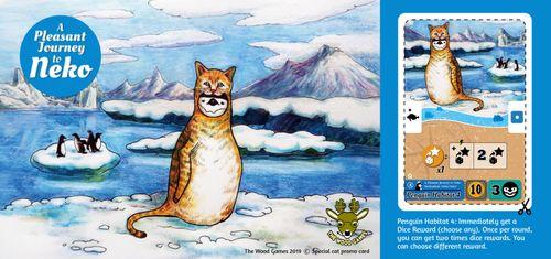 Board Game: A Pleasant Journey to Neko: Penguin Habitat 4