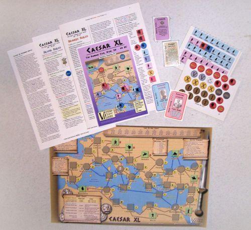 Board Game: Caesar XL