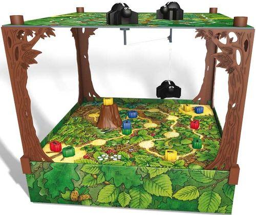 Board Game: Spinderella