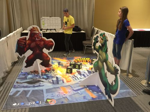 Grishny's Great, Grand Gambol at Origins 2017 - Part the First