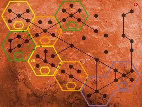Board Game: China: Mars