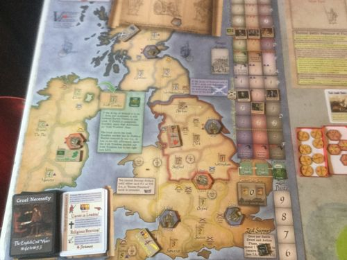Ruminations from the grey abbey | BoardGameGeek
