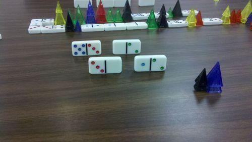Board Game: Pyrinoes