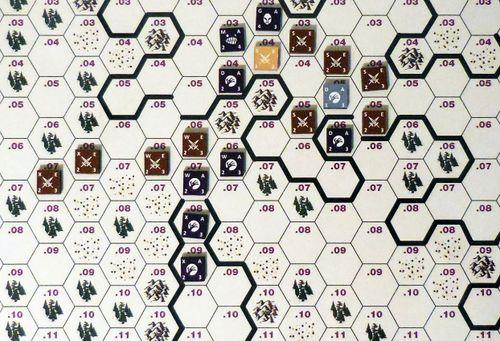 Board Game: Ezrok Wargame System