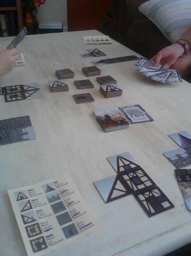 Board Game: Tasnia