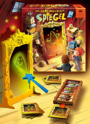 Board Game: Der geheimnisvolle Spiegel