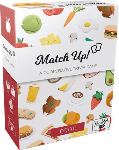 Board Game: Match Up! Food