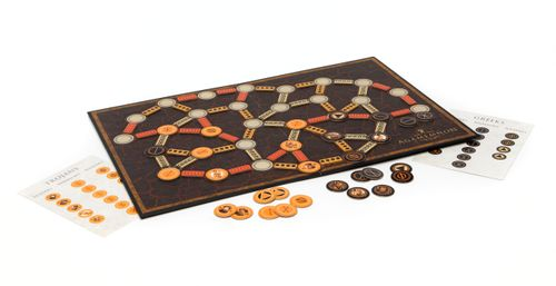 Board Game: Agamemnon